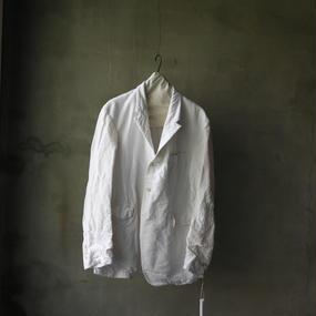 ANSNAM 「alt  」アンスナム「アルト 」 / フレンチリネンジャケットFrench linen Jacket / an-17005