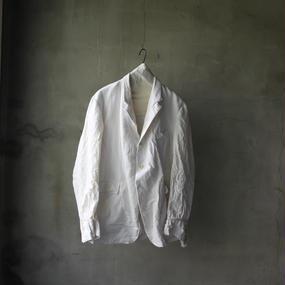 ANSNAM 「alt  」アンスナム「アルト 」 / フレンチリネンジャケットFrench linen Jacket / an-17003
