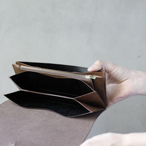 formeフォルメ / ブライドル長財布 Bridle long wallet / fo-17003