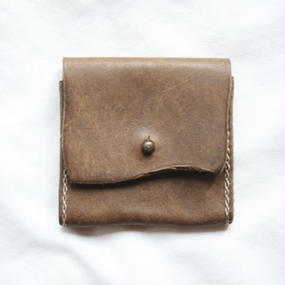 formeフォルメ / コインパースブラウンcoin purse brown / fo-15004