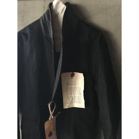 cavane キャヴァネ / Letter French-Jacketレターフレンチジャケット/ ca-17036