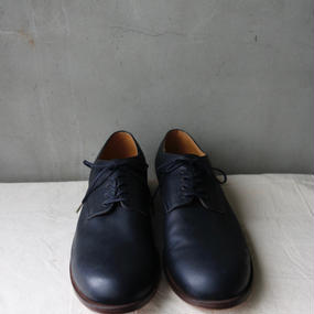 formeフォルメ / 外羽根プレーントゥシューズBlucher Incal horse leather  plain toe 5hole  / fo-17048
