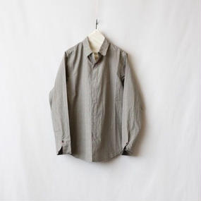 cavane キャヴァネ / Traveling shirtトラベリングシャツ / ca-16037