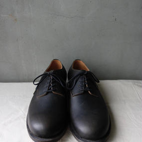 formeフォルメ/外羽根プレーントゥシューズBlucher GUIDI Italian Vacchetta Leather plain toe 5hole / fo-17051