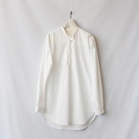 Bergfabel バーグファベル /Long pullover shirtロングプルオーバーシャツ / bfm-16010