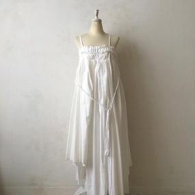 cavane キャヴァネ / Robe-blancheワンピースドレス / ca-17041