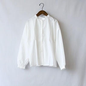 Bergfabel バーグファベル / large shirt large tyrol collarラージチロルシャツ /bfw-16006