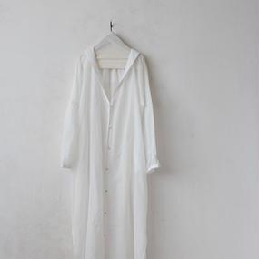 Tabrik タブリク / ローブシャツRobe-shirt / ta-17004