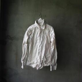 ANSNAM 「alt  」アンスナム「アルト 」 / フレンチリネンシャツFrench linen shirt  / an-17001