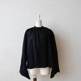 cavane キャヴァネ / Siestas ribbon blouseシエスタリボンブラウス / ca-17007