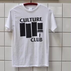 Culture Club T-shirt / White