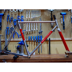SyCip Stainless Road Bike