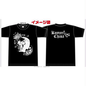 CHISA KOMORI T-Shirts  コメント付き