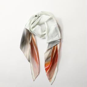 【SALE】オーセンティックなロングスカーフ