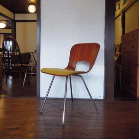 【展示品】天童木工 チェア T-3036SP-ST Design:柳 宗理