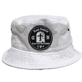 GRAVESTONE BUCKET HAT WHITE