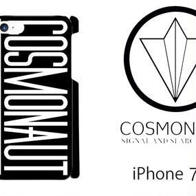 LOGO BLACK iPHONE CASE