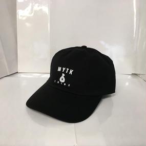 MYTK CAP(ブラック)