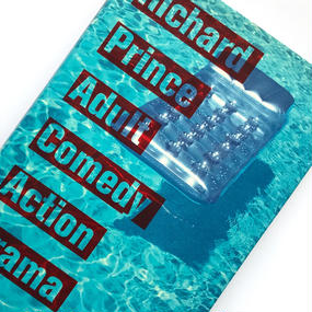 Title/ Adult Comedy Action Drama Author/ Richard Prince
