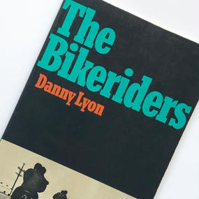 Title/ The Bikeriders Author/ Danny Lyon