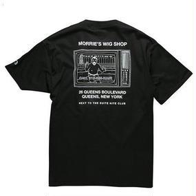 WIG SHOP TEE (BLACK) : STIKSTOK【CC16AW-TS-004】