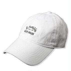 PIZZA BOY CAP WHITE : STIKSTOK【CC16AW-CP-003】
