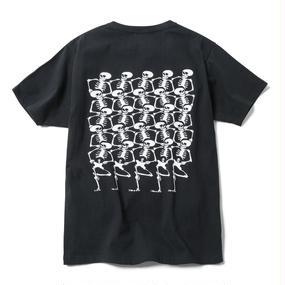 DANCE OF DEATH TEE (BLACK) : ARTWORK by JEROEN【CC17SS-005】