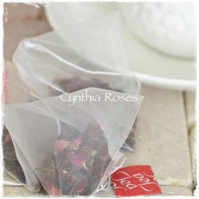 "The Rose Tea ""Cynthia""&""Relax"" 25バッグずつ入れた50バッグ大袋"