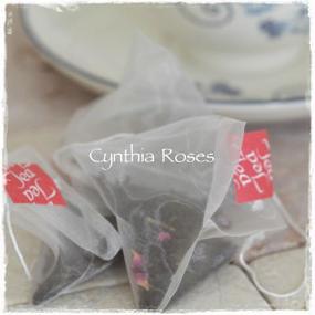 """The Rose Tea """"Cynthia"""" 50バッグ大袋"""