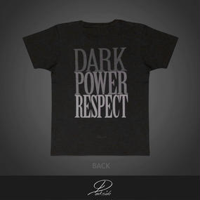 DARK POWER RESPECT T-Shirts