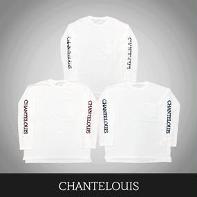 販売終了!【CHANTELOUIS】 ~Pocket Long Sleeve~