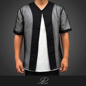 【Darkside】 ~see through BB Shirt~