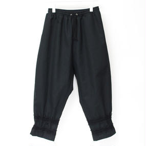TALE PANTS / 99 BLACK