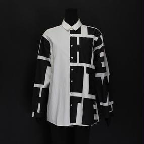 HALF SHIRTS / 19 BLACK
