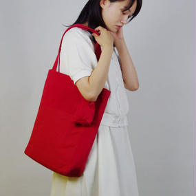 EVERY DAY TOTE BAG / 33 RED