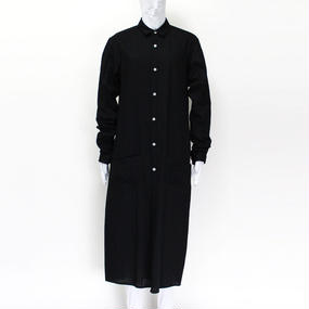 LONG LONG SHIRTS / 99 BLACK