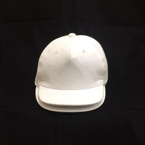 AHIRU CAP / 11 WHITE