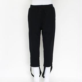 PONY PANTS / 99 BLACK