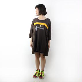 00○○ ワイドTシャツ / TH001707-62