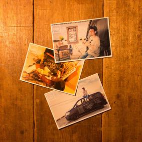 CARAVAN TOUR ポストカード【Bタイプ】