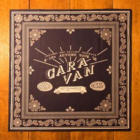 CARAVAN TOURバンダナ