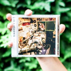 3rd album 【IN A BEDROOM】