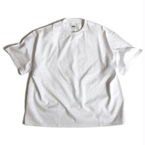 Graphpaper Big Size Crew Neck Tee