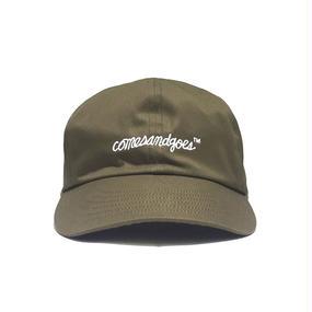 COMESANDGOES  COMES CAP