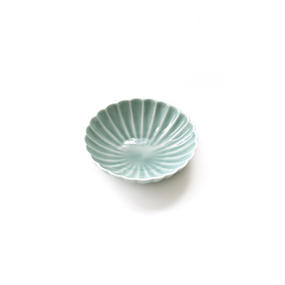 深川製磁 青磁菊割小鉢