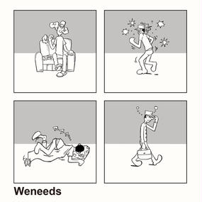 Weneeds   CD  特典(ポスター付き)
