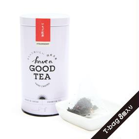 いちご紅茶(T-bag8個入り缶)