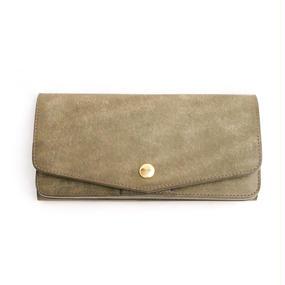 long wallet(グレー)