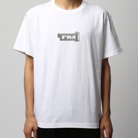 """Film"" クルーネックTシャツ/ホワイト"