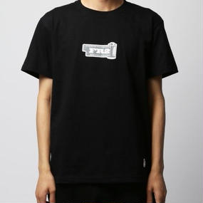 """Film"" クルーネックTシャツ/ブラック"